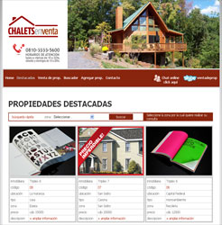 SITIO WEB AUTOADMINISTRABLE PARA INMOBILIARIA